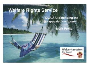 Welfare Rights Service