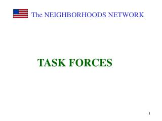 The NEIGHBORHOODS NETWORK
