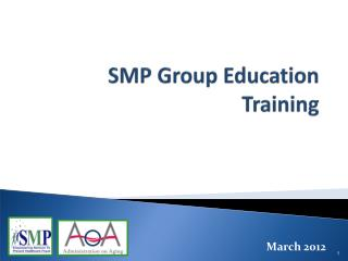 SMP Group Education Training