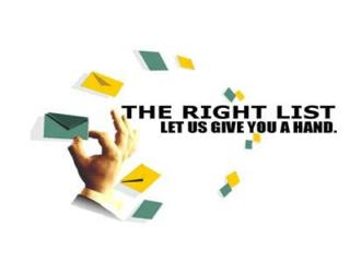 The Right List specializes in results oriented online & offline marketing solutions.
