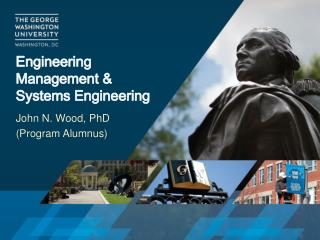 Engineering Management & Systems Engineering