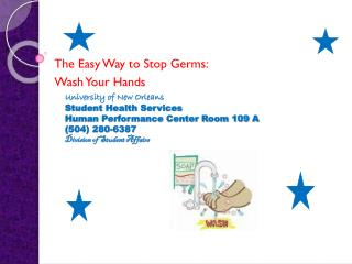 The Easy Way to Stop Germs: Wash Your Hands