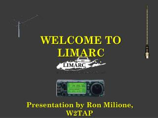 WELCOME TO LIMARC