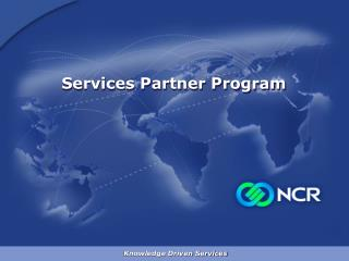 Services Partner Program