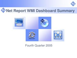 Net Report WMI Dashboard Summary