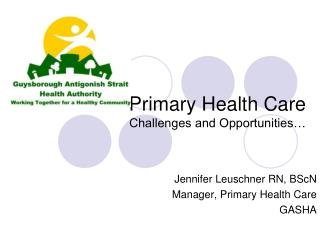 Primary Health Care Challenges and Opportunities…