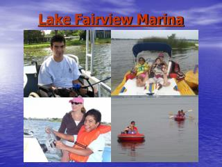 Lake Fairview Marina