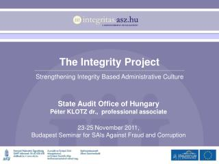 The Integrity Project