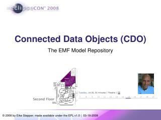 Connected Data Objects (CDO)