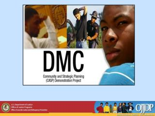 Disproportionate Minority Contact (DMC) Community and Strategic Planning (CASP)  Curriculum