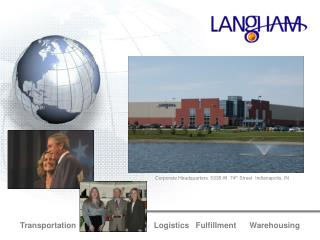 Transportation                                   Logistics   Fulfillment      Warehousing