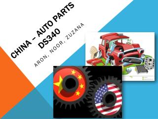 China – Auto  Parts DS340