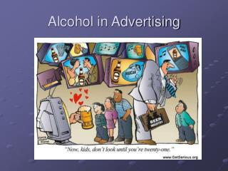 Alcohol in Advertising