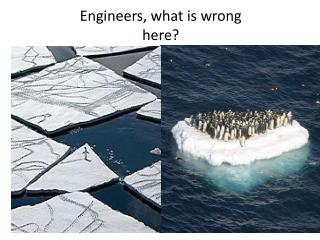 Engineers, what is wrong here?