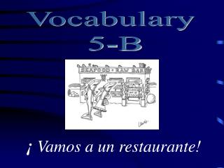Vocabulary  5-B