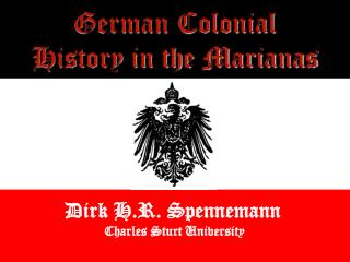 German Colonial History in the Marianas