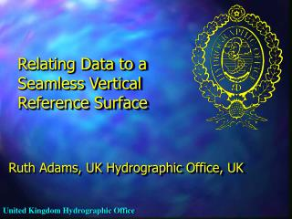 Relating Data to a Seamless Vertical Reference Surface