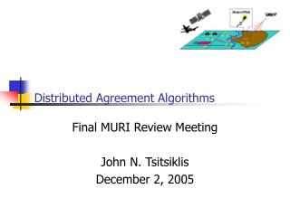 Distributed Agreement Algorithms