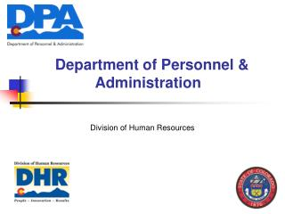 Department of Personnel & Administration