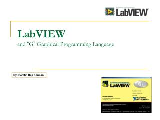 "LabVIEW and  "" G ""  Graphical Programming Language"