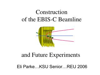Construction  of the EBIS-C Beamline