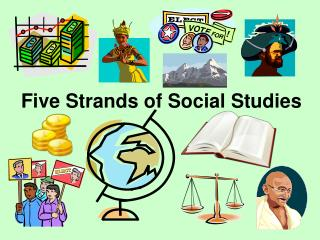 Five Strands of Social Studies