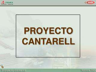 PROYECTO  CANTARELL