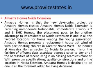 Amaatra Group || 91-9873161628|| Amaatra Homes in Noida Exte