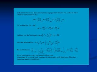 Ideal Gases and the Compressibility Factor