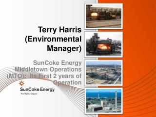 Terry Harris  (Environmental Manager)