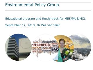Environmental Policy Group