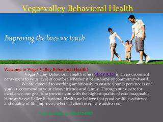 Counseling LasVegas NV, Social service organization LasVegas