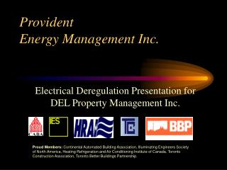 Provident  Energy Management Inc.