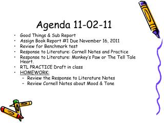 Agenda 11-02-11