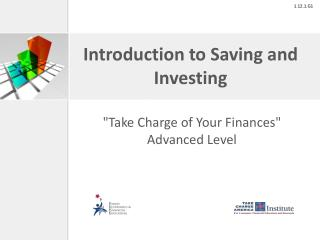 Introduction to Saving and Investing