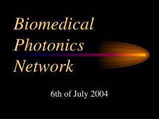 Biomedical Photonics Network
