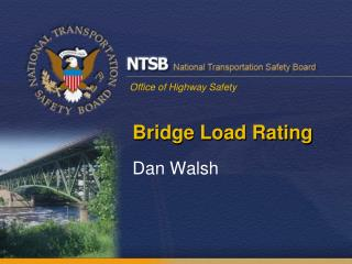 Bridge Load Rating