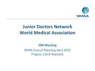 Junior Doctors Network World Medical Association