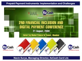 Prepaid Payment Instruments: Implementation and Challenges