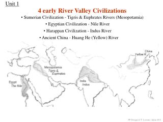 Unit 1 4 early River Valley Civilizations