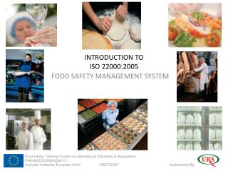 INTRODUCTION TO  ISO 22000:2005