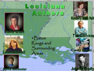 Louisiana   Authors