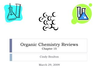Organic Chemistry Reviews Chapter 15