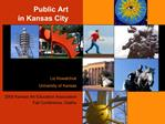 Public Art  in Kansas City