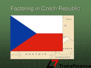 Factoring in Czech Republic