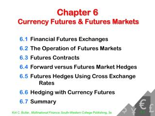 Chapter 6  Currency Futures & Futures Markets
