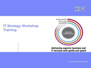 IT Strategy Workshop Training