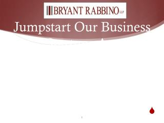 Jumpstart Our Business Startups Act