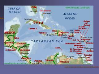 Caribbean Overview