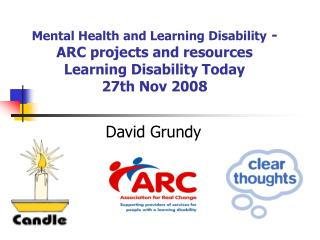 Mental Health and Learning Disability -